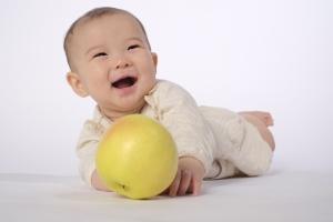 ボール赤ちゃん
